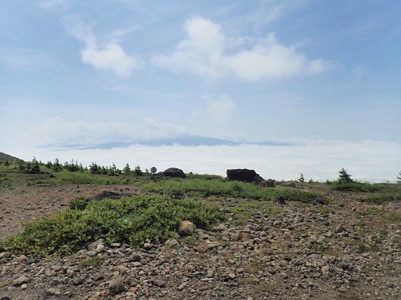 雲海の散歩道